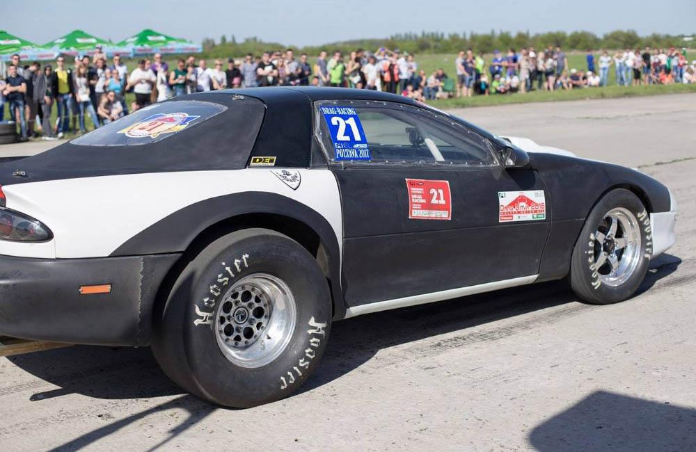 «Chevrolet Corvette» Станіслава Білогубцева