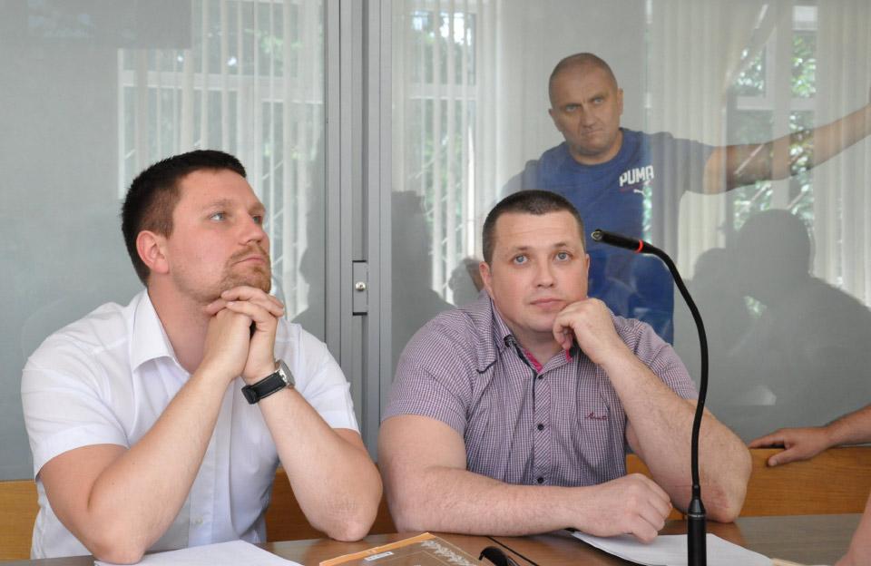 Адвокат Григорій Фелоненко, Анатолій Прядко та Євгеній Усенко