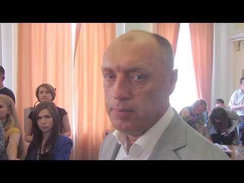 Олександр Мамай про тендер на систему «Безпечне місто» (2017.06.16)