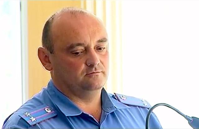 Спійманий на хабарі екс-заступник начальника ДАІ Полтавщини відбувся штрафом