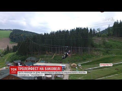 Відчайдухи на Буковелі встановили одразу 6 рекордів України за один день