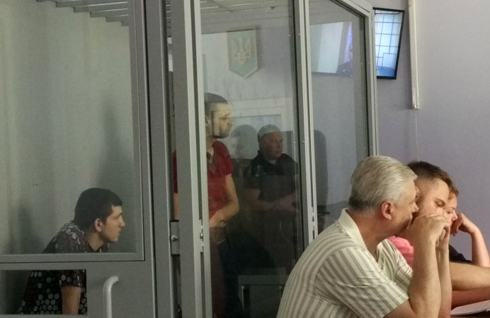 За ґратами Руслан Ніколаєнко та Сурадж Матусенко