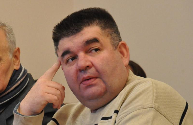 Руслан Рогов, депутат Полтавської облради