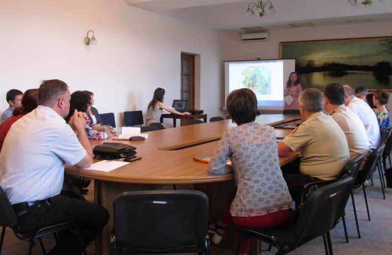 Учасники презентують свої проекти
