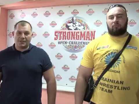 Претендент на звання «Найсильніша людина України» завітав до Гадяча