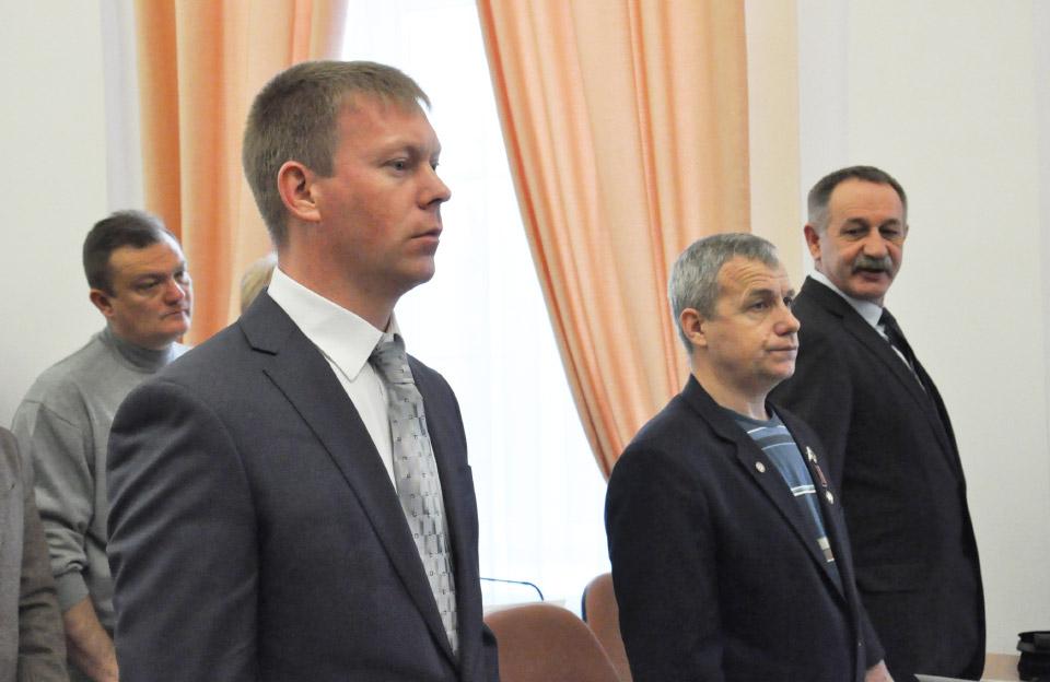 Депутати фракції «Рідне місто» у Полтавській міській раді