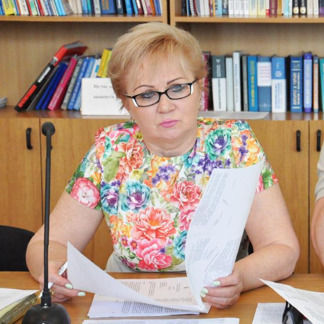 Світлана Нестуля
