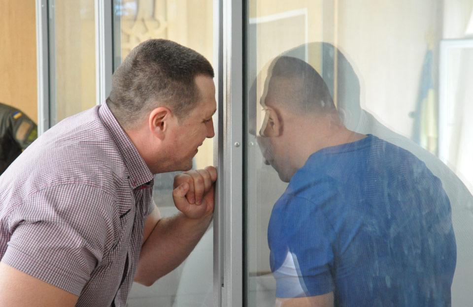 Анатолій Прядко та Євгеній Усенко