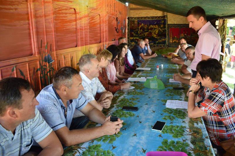 Семінар Інтенсивне рибництво як компонент розвитку сільских територій