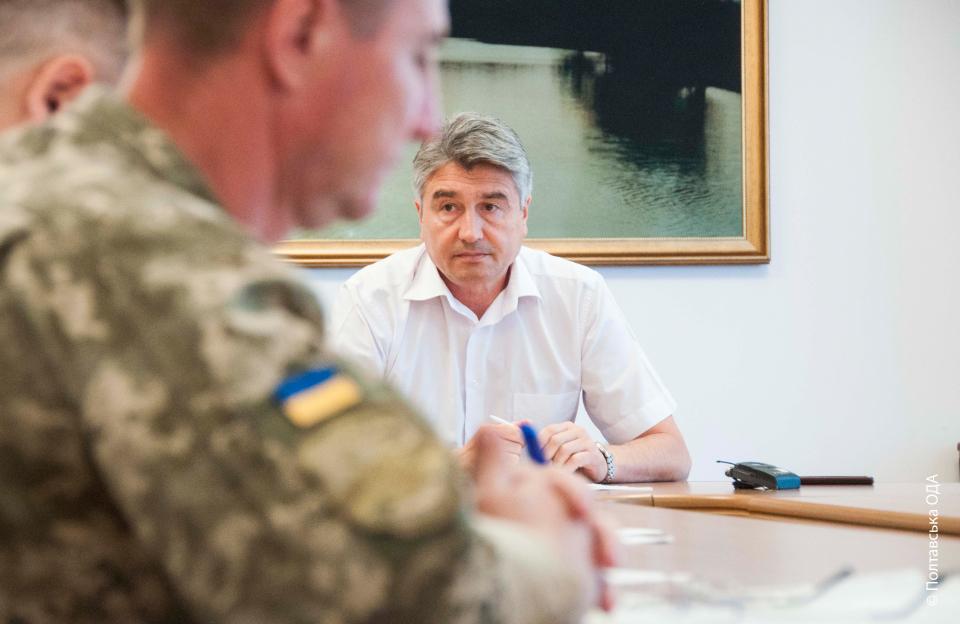 Голова робочої групи Олег Пругло