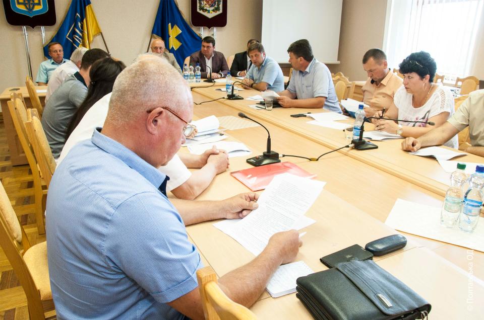 Зустрічі відбулись з усіма фракціями обласної ради