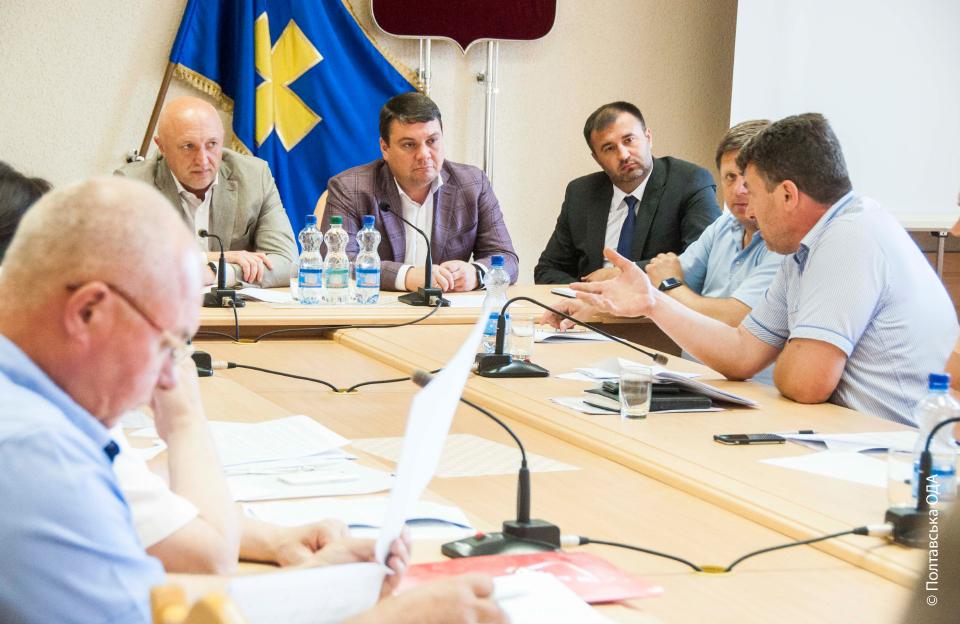Зустріч з депутатськими фракціями