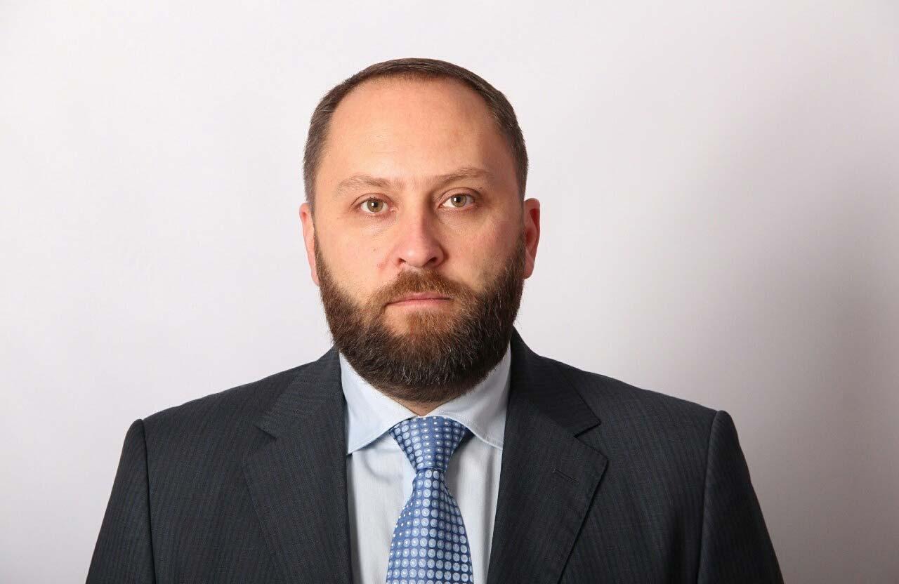 Голова ГО «Відродження Полтави» Сергій Чередніченко