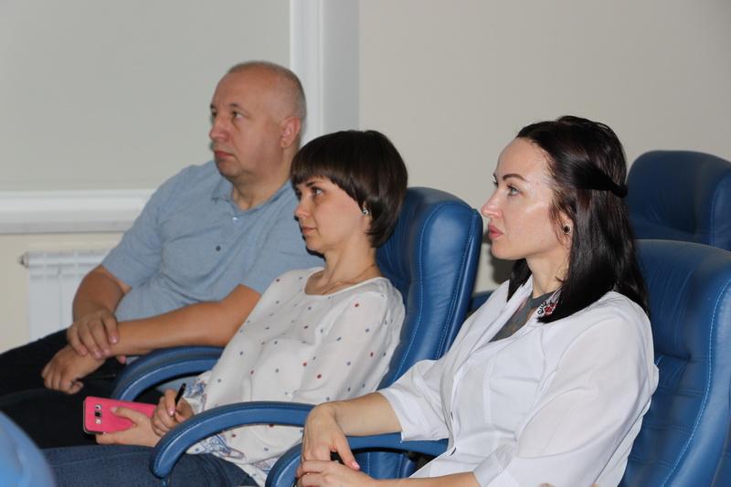 Під час презентації проекту