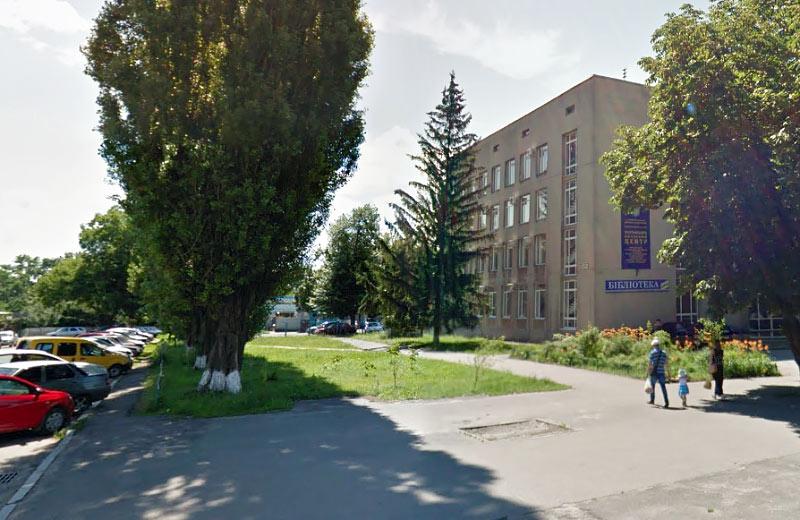Зліва від будівлі телерадіокомпанії «Лтава» може з'явитися стоматологічний центр
