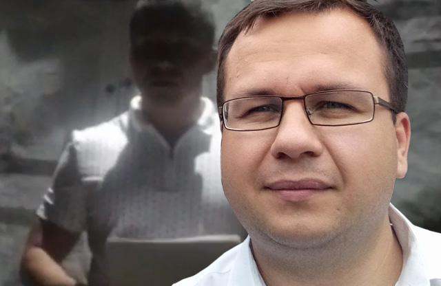 Вячеслав Кущинський стверджує, що Олександр Калуцький вдарив його ногою