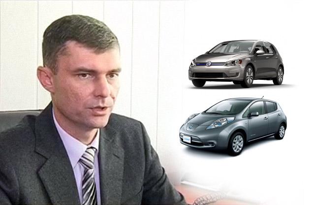 Сергій Бабенко за хабар сприяв розмитненню Nissan Leaf та трьох Volkswagen E-Golf