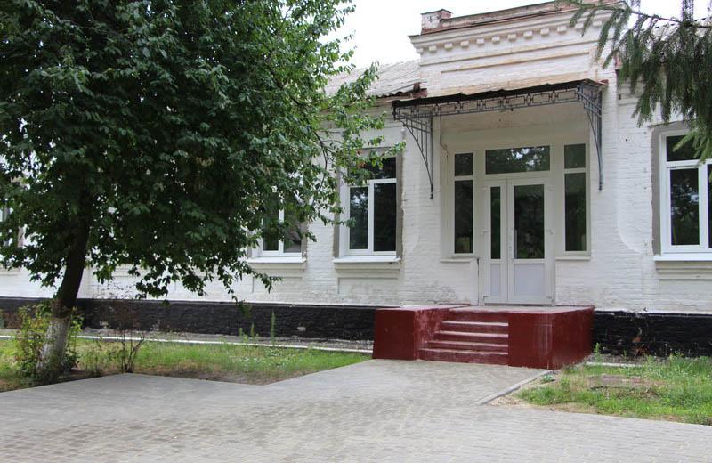 Загальноосвітня школа №35 у Полтаві