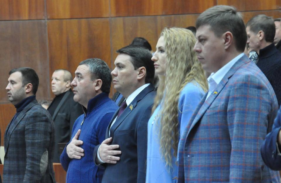 Депутати фракції «БПП» у Полтавській облраді