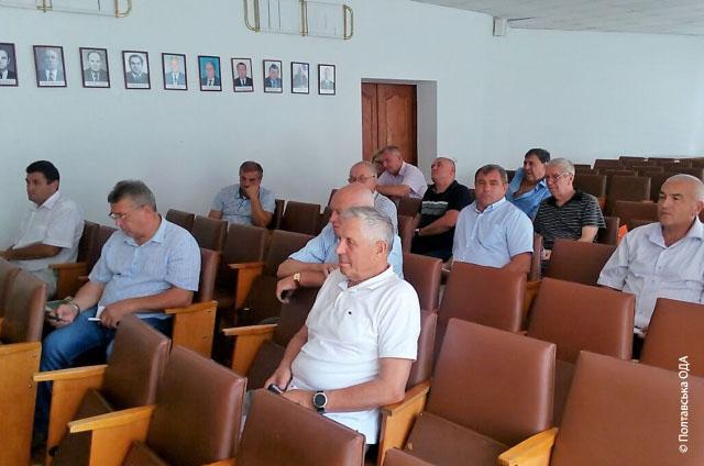 Провідні сільгосптоваровиробники Полтавщини