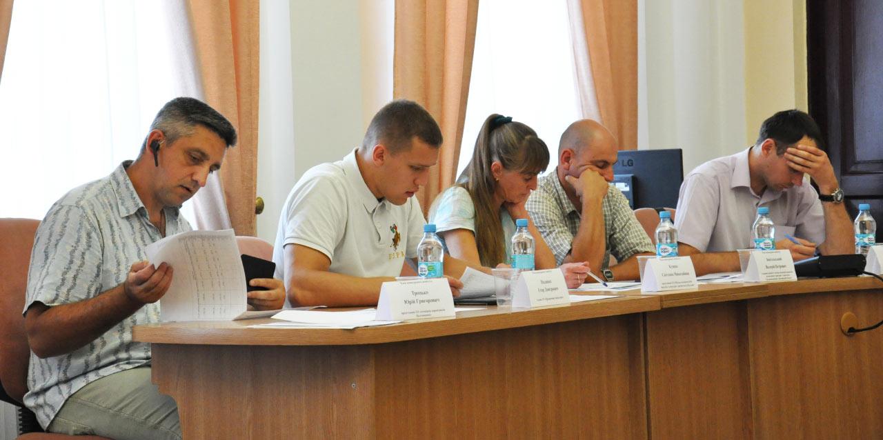 Юрій Троцько, Єгор Наливка, Світлана Кушко, Валерій Звагольський, Олег Бакум