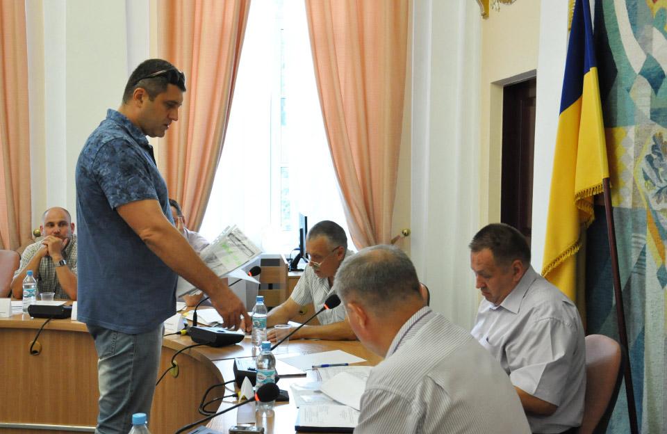 Ліворуч — Юрій Лупаєнко, праворуч — Юрій Сябро