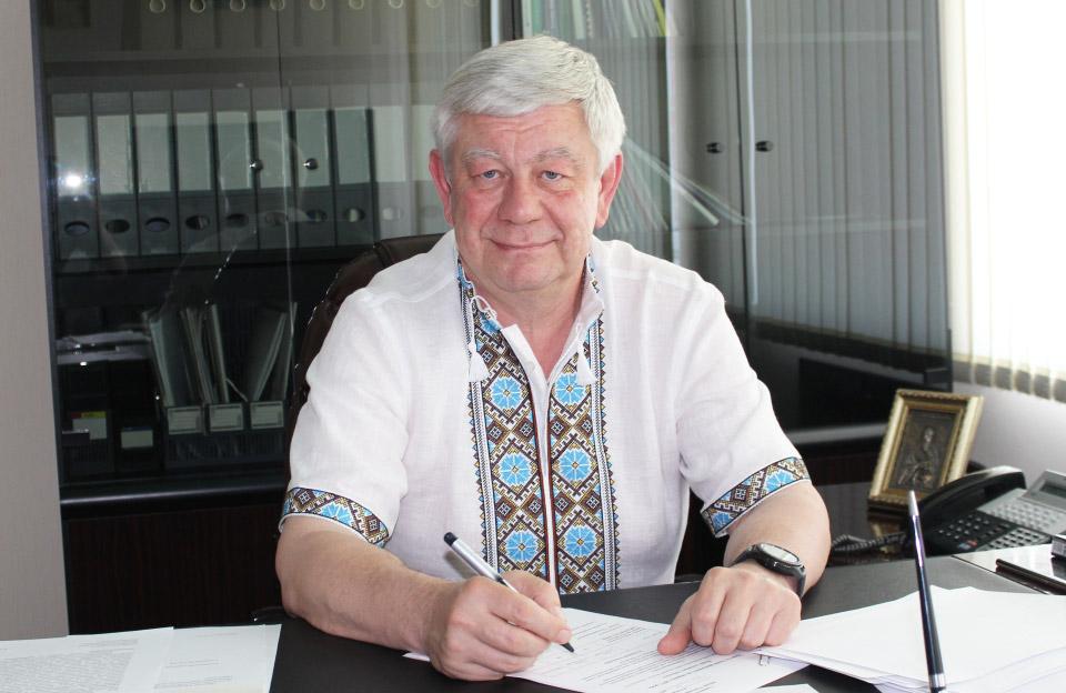Василь Воротинцев, генеральний директор КП ПОР «Полтававодоканал»