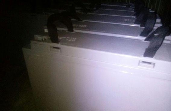 Акумуляторні батареї з базової станції