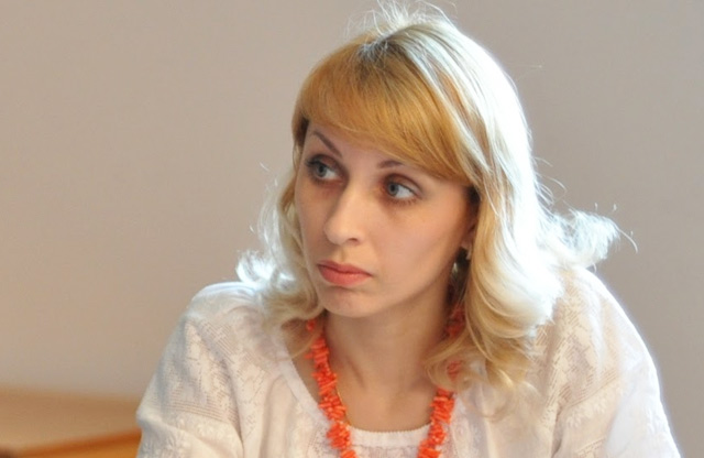 Ірина Пашко, колишній керівник управління юстиції Полтавщини
