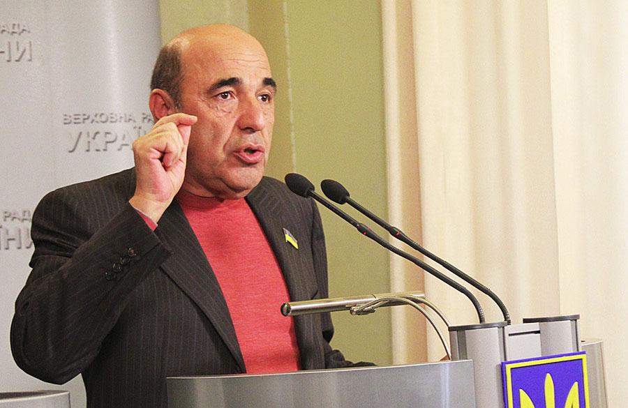 Вадим Рабинович, лидер партии «За життя»