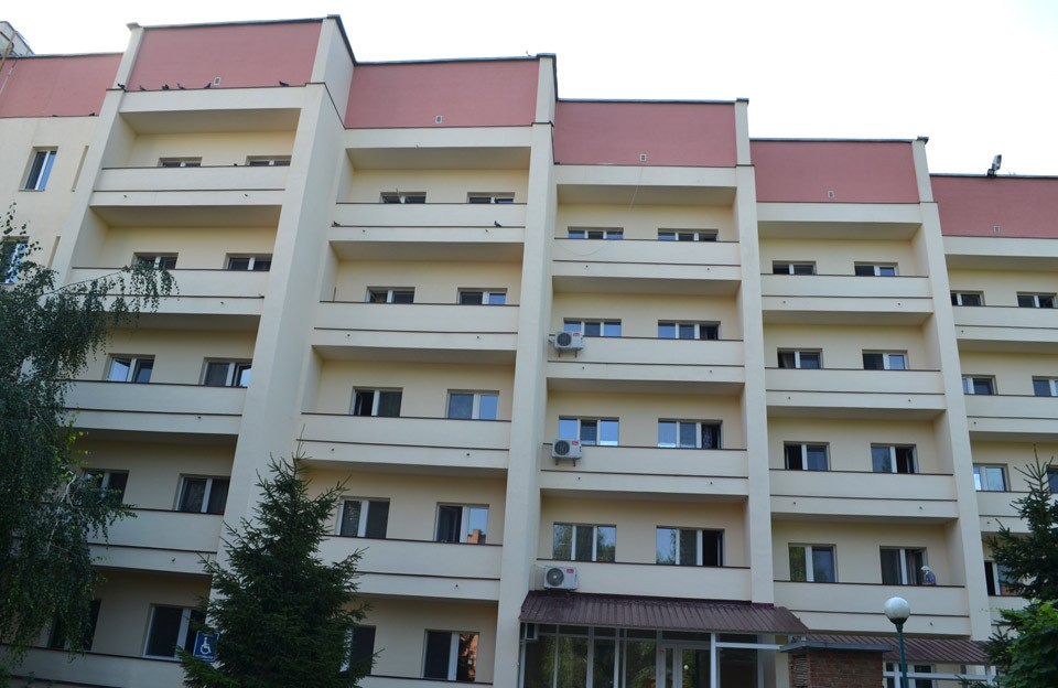 Горбанівський геріатричний пансіонат