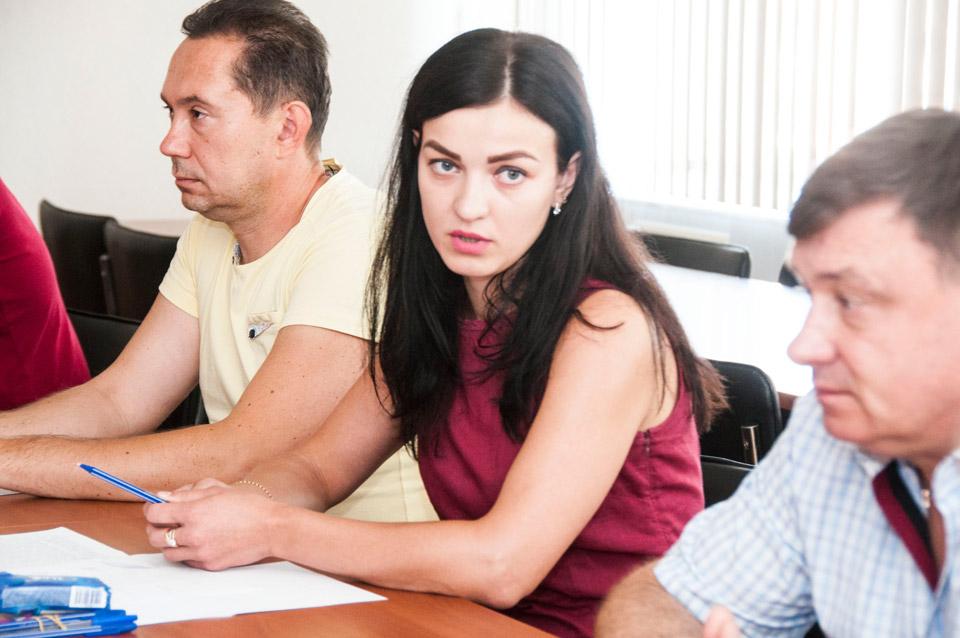 Юлія Маляр, начальник відділу організаційно аналітичного,-документального,-матеріально-технічного-забезпечення і взаємодії з громадськістю та ЗМІ
