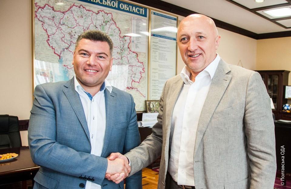Михайло Ноняк та Валерій Головко