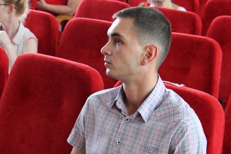 Депутат міськради Дмитро Сенчакович