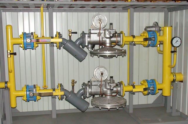 Со склада ГК Газовик отгружены регуляторы MADAS.