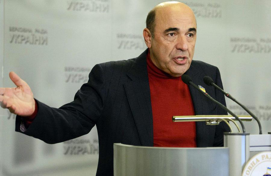 Народный депутат Украины Вадим Рабинович, лидер партии «За Життя»