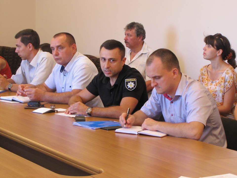 Представники правоохоронних органів під час проведення Сорочинського ярмарку працюватимуть у посиленому режимі