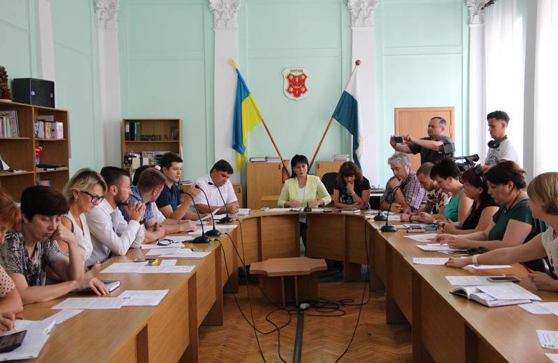 Засідання робочої групи з питань партиципаторного бюджетування