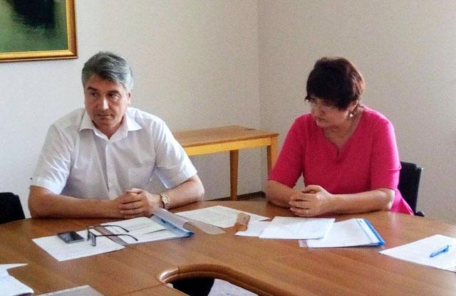 Олег Пругло, Катерина Клавдієва