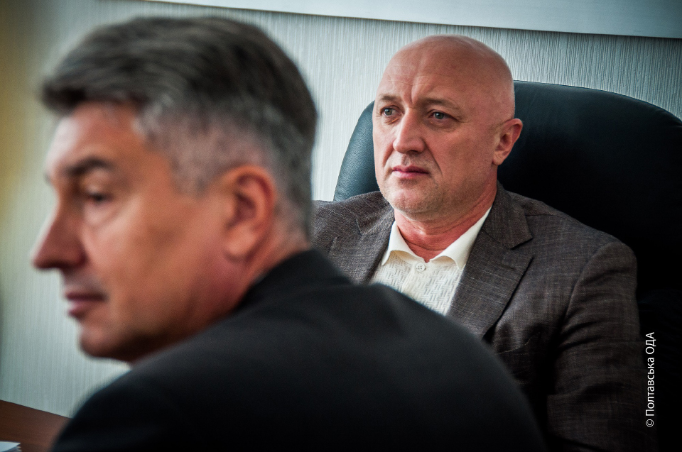 Валерій Головко та Олег Пругло