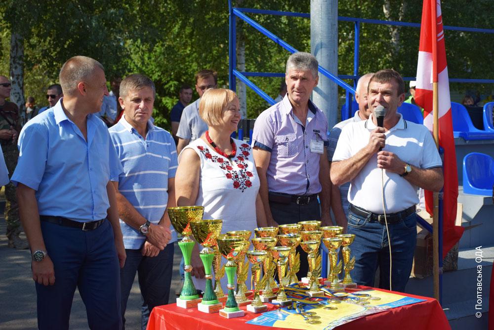 Медалями, грамотами та кубками відзначили і команди, і окремих учасників