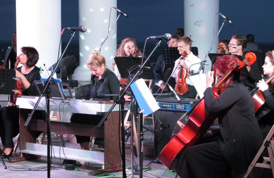 Камерний оркестр Полтавської обласної філармонії імені Дмитра Ахшарумова