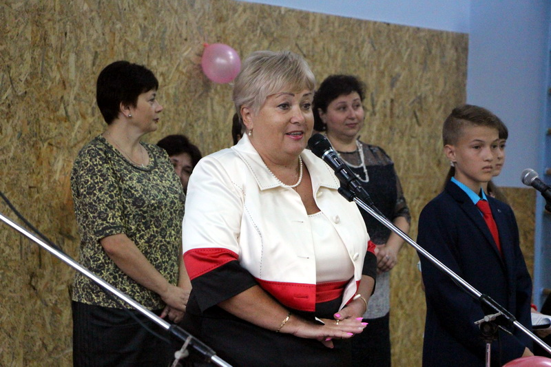 Директор гімназії № 33 Наталія Кікоть