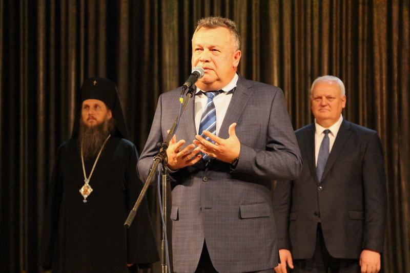 Ректор УМСА В'ячеслав Ждан побажав успіхів новим студентам