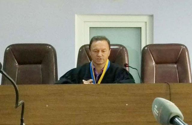Суддя Сергій Кононенко