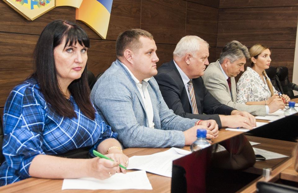 Директори департаментів Полтавської ОДА