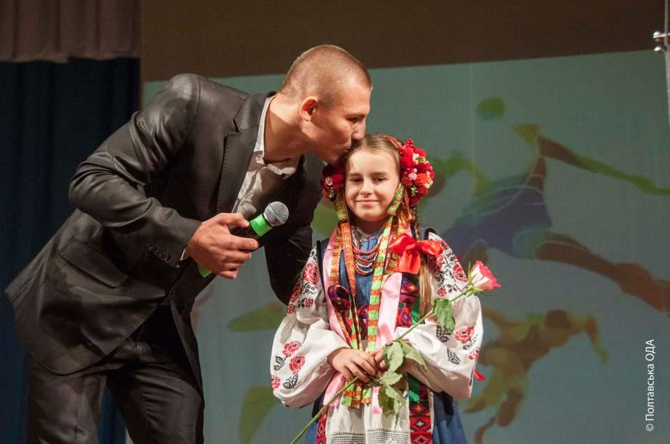 Кращий боксер світу — 2017 року та Анна Мельницька