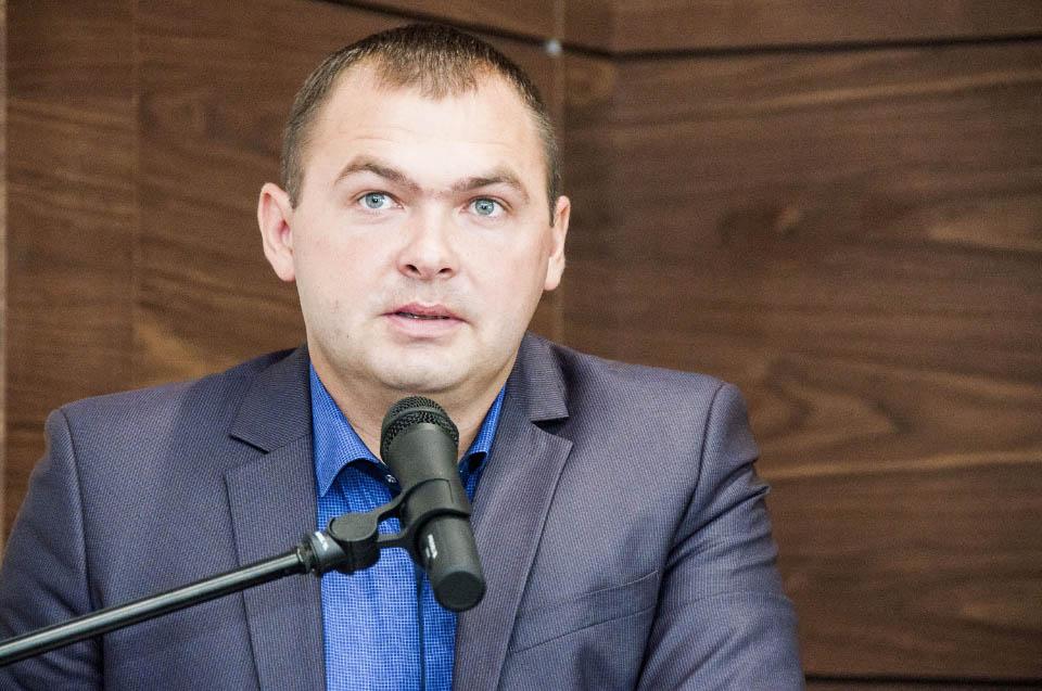 Директор ДІКЗ «Більськ» Ігор Корост