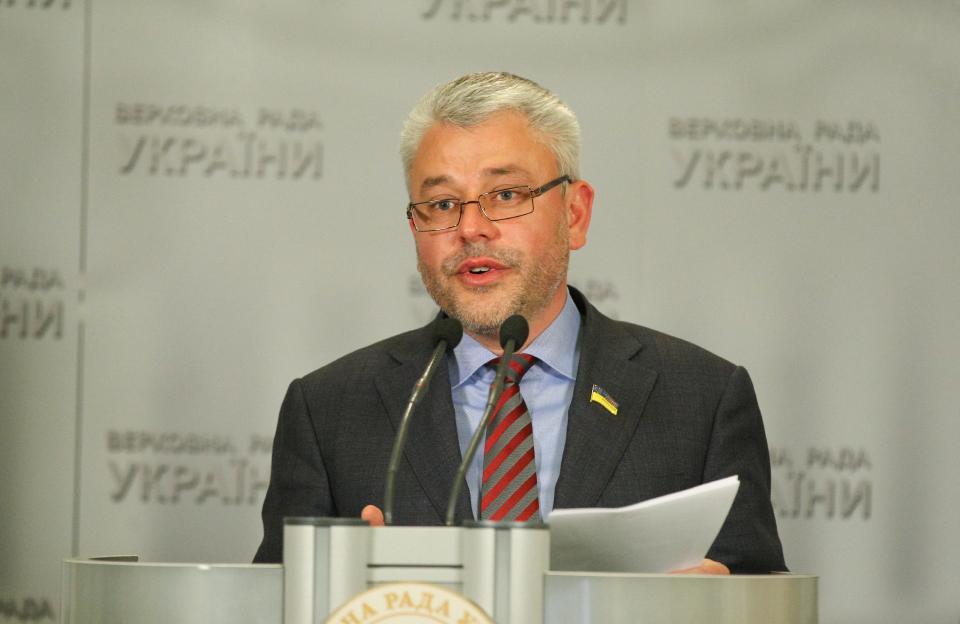 Народний депутат України Юрій Бублик