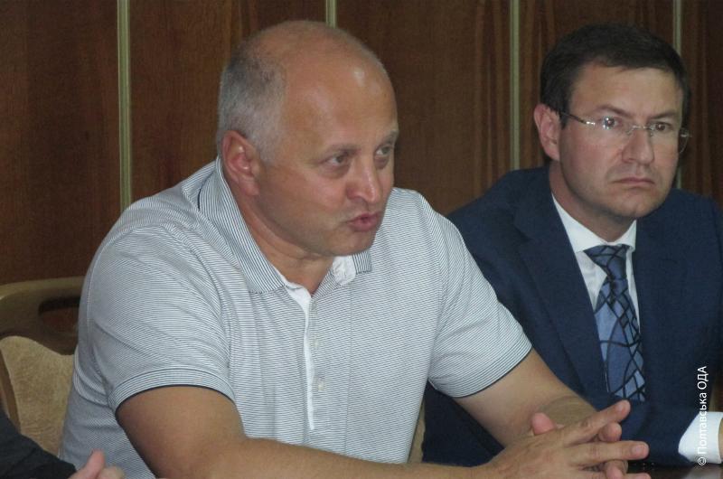 Директор Національного інституту хірургії та трансплантології імені О.О. Шалімова Олександр Усенко